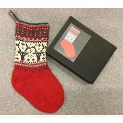 Christmas Stocking strikkekit