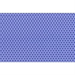 Minky 2 tone dot blue dark