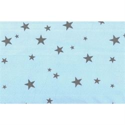 Fleece Mint Stars