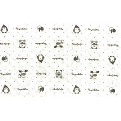 Bubble Fleece Lovely Baby