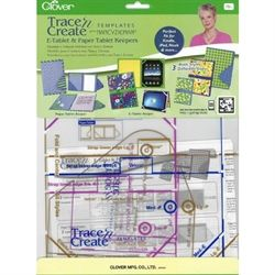 Trace create - E-tablet and paper tablet keepers