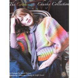 The Colourscape Chunky Collection