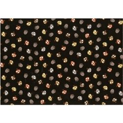 Black fox sponch