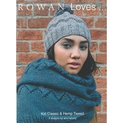 Rowan loves - Kid classic & hemp tweed