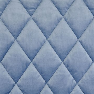 Dusty Blue Quilt