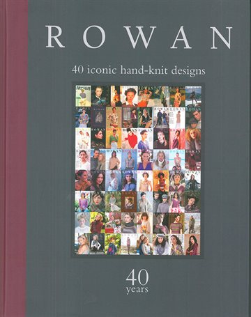 Rowan 40 iconic hand-knit designs